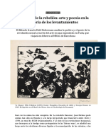 Soulèvements Muestra de Arte en París