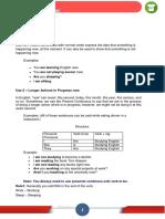 02.BOOK2 UNIT1 CLASS2 Present Continuous