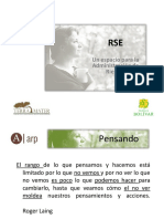 R S E Responsabilidad Social Empresarial