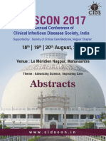 CIDSCON 2017 - Abstracts