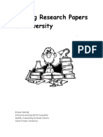 (Education) Writing Research Papers @ University_2