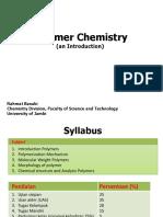 Ch 1 Kimia Polimer