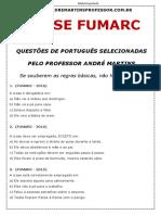 Crase - FUMARC - Andremartinsprofessor.com.Br