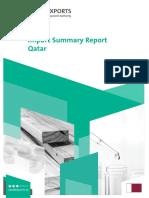 Import Summary Report QatarEnReport