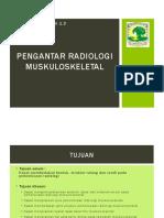 M Radiologi Muskuloskeletal