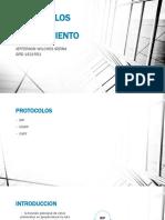 Comparativa Protocolos de Enrutamiento