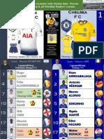 Premier League week 13 181124 Tottenham - Chelsea 3-1