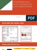 Estudio de Factibilidad Para La Comercialización y Distribución