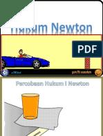 3 Hukum Newton