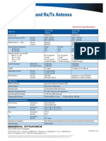 Equip. Specification