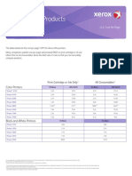 Xerox Phaser Cost Per Page
