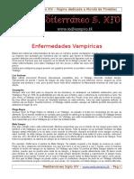 Enfermedades Vampiricas