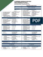 Kalender Akademik 2018-2019