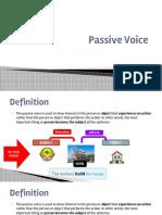 29 - Passive Voice