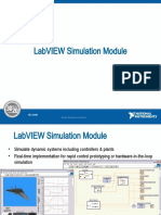 LabVIEW Simulation Module
