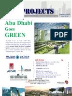 Masdar Projects January 2009