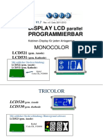 Bedienungsanleitung LCD V532 Vx E
