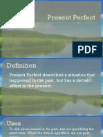 16 - Present Perfect