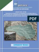 Expediente Tecnico La Yesera 2014(Ok)