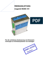 Bremsgerät-BG90-101-V104-E