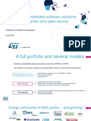 En stm32-Stm8 Embedded Software Solutions | Transport Layer
