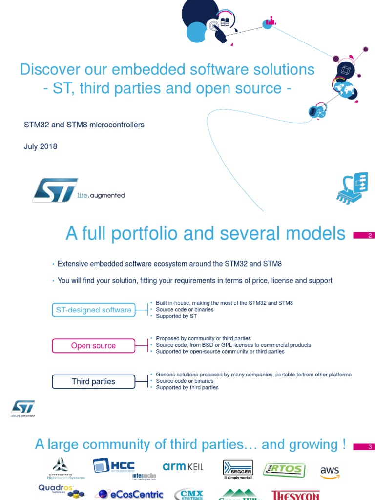 En stm32-Stm8 Embedded Software Solutions | Transport Layer Security