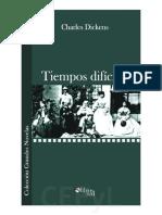 05078007 DICKENS - Tiempos Difíciles