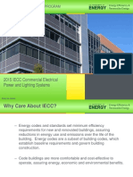 2015 IECC Commercial Requirements Lighting