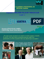 Clase 15 - Genetica Leyes de La Herencia (1)Jrj