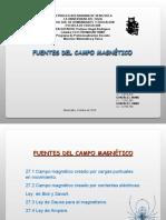 Expo Sic Ion de Fuentes de Campo Magnetico