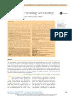 Haematologic Emergencies