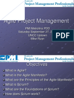 Agile Project Management September 27 2014
