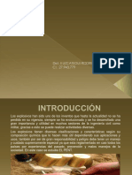 PRESENTACION POWER POINT EXPLOSIVOS PENT