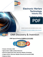 DoD Electronic Warfare Technology Industry Day Slides