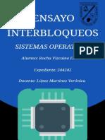 Ensayo Sistemas Operativos