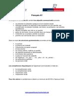 a1 a2 Programme