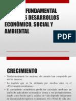 Balance Fundamental Entre Los Desarrollos Económico Social (2)