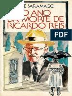 O Ano da Morte de Ricardo Reis - Jose Saramago.pdf