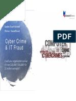 DCybercrime Presentation