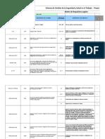 FT-SST-035 Formato Matriz de Requisitos Legales