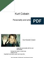 biografia kurt cobain