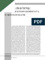 Vilar_La Critica de Arte Hoy