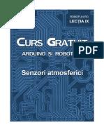Lectia09 SenzoriAtmosferici (Www.arduino.md)
