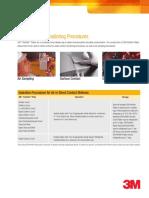 Procedimientos de Monitoreo Ambiental Petrifilm