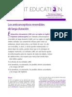 19.Anticonceptivos de Larga Duracion