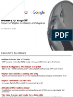 Beauty@Digital - Google & Bain Study