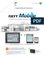 Product Overview GOT Mobile Brochure