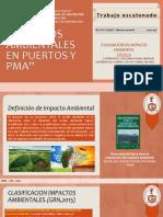 Trabajo Escalonado-Impactos Ambientales en Puertos