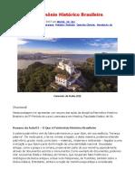 RESUMO-Patrimônio Histórico Brasileiro