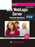 Bea Weblogic Server Interview Questions Youll Most Likely Be 8pct Sample